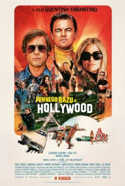 Pewnego razu... w Hollywood / Once Upon a Time ... in Hollywood