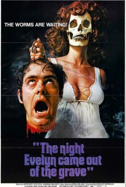 The Night Evelyn Came Out Of The Grave / La Notte che Evelyn uscì dalla tomba