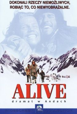 Alive, dramat w Andach / Alive