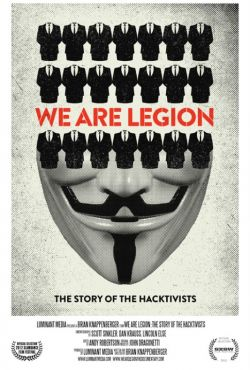 Anonymous. Historia haktywizmu / We Are Legion: The Story of the Hacktivists