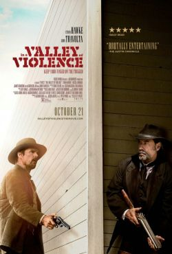 Dolina przemocy / In a Valley of Violence